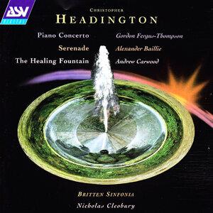 Alexander Baillie,Nicholas Cleobury,Andrew Carwood,Britten Sinfonia,Gordon Fergus-Thompson 歌手頭像