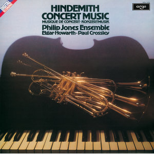 Elgar Howarth,Paul Crossley,The Philip Jones Brass Ensemble 歌手頭像