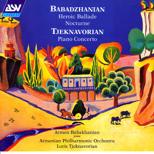 Loris Tjeknavorian,Armen Babakhanian,Armenian Philharmonic Orchestra 歌手頭像