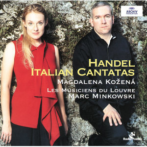 Les Musiciens du Louvre,Marc Minkowski,Magdalena Kozená 歌手頭像