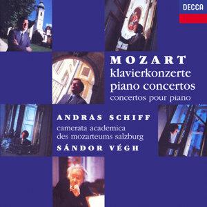 András Schiff,Camerata Academica des Mozarteums Salzburg,Sándor Végh 歌手頭像
