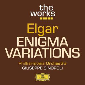 Mischa Maisky,Giuseppe Sinopoli,Philharmonia Orchestra
