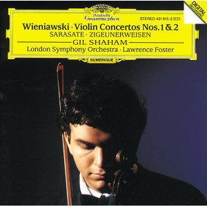 London Symphony Orchestra,Lawrence Foster,Gil Shaham 歌手頭像