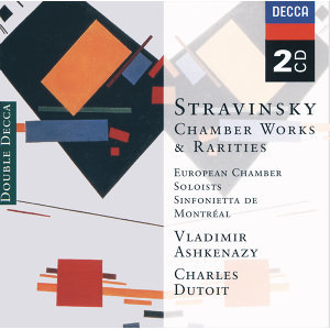 European Soloists Ensemble,Vladimir Ashkenazy,Charles Dutoit,Sinfonietta de Montréal 歌手頭像