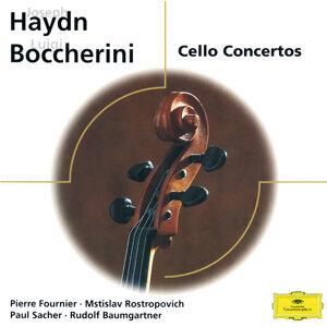 Mstislav Rostropovich,Rudolf Baumgartner,Paul Sacher,Collegium Musicum Zurich,Festival Strings Lucerne,Pierre Fournier 歌手頭像