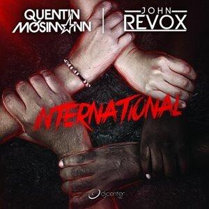 Quentin Mosimann, John Revox 歌手頭像