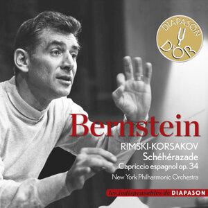New York Philharmonic Orchestra, Leonard Bernstein 歌手頭像