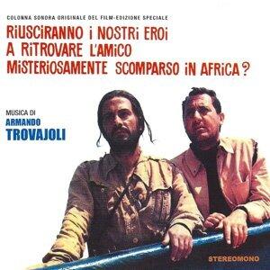 Angelo Francesco Lavagnino, Armando Trovajoli 歌手頭像