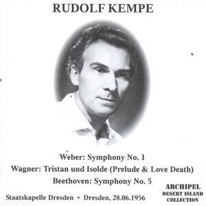 Rudolf Kempe, Orchestra sinfonica de Torino Della RAI 歌手頭像