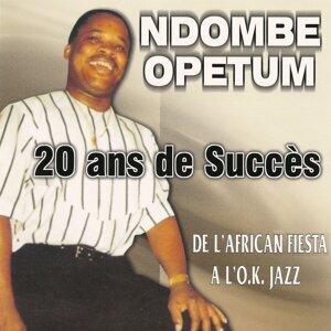 Ndombe Opetum (African Ok Jazz) 歌手頭像