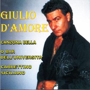 Giulio D'Amore 歌手頭像