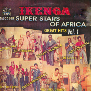 Ikenga 歌手頭像