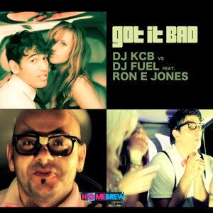 DJ KCB & DJ Fuel ft. Ron E Jones 歌手頭像