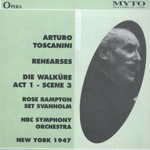 Rose Bampton, Set Svanholm, NBC Symphony Orchestra, Arturo Toscanini 歌手頭像