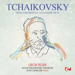 Slovak Philharmonic Orchestra, Libor Pešek, Peter Toperczer