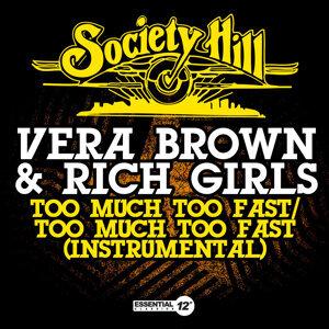 Vera Brown & Rich Girls 歌手頭像
