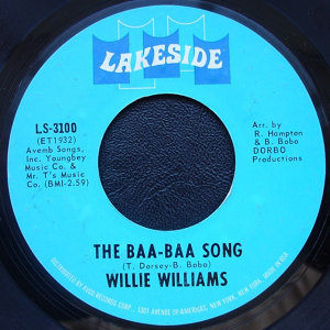 Willie Williams 歌手頭像