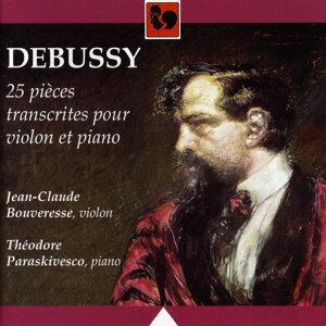 Jean-Claude Bouveresse & Théodore Paraskivesco 歌手頭像