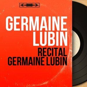 Germaine Lubin 歌手頭像