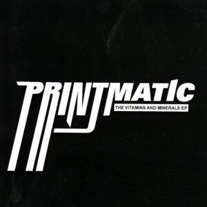 Printmatic 歌手頭像