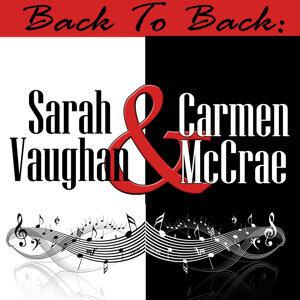 Sarah Vaughan | Carmen McRae 歌手頭像
