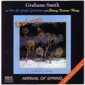Grahame Smith of Van Der Graaf Generator and String Driven Thing 歌手頭像