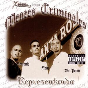 Mentes Criminales 歌手頭像