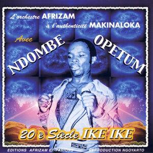 Ndombe Opetum 歌手頭像