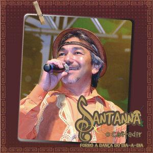 """Santanna """"O Cantador"""" 歌手頭像"""