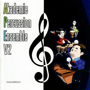 Akademie Percussion Ensemble 歌手頭像