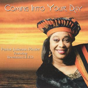 Pastor Julieann Pinder 歌手頭像