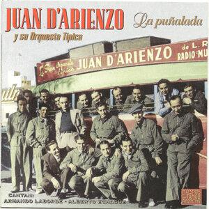 Juan D'Arienzo y su orquesta tipica - Cantan Armando Laborde y Alberto Echague 歌手頭像