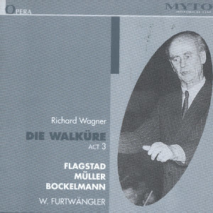 Kirsten Flagstad, Maria Müller, Rudolf Bockelmann, Orchestra e Coro della Royal Opera Covent Garden, Wilhelm Furtwängler 歌手頭像