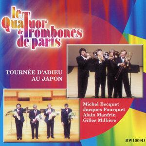 Le Quatuor De Trombones De Paris (Michel Becquet, Jacques Fourquet, Alain Manfrin, Gilles Millière) 歌手頭像