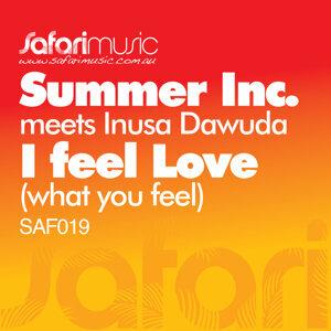 Summer Inc. meets Inusa Dawuda 歌手頭像