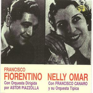Francisco Fiorentino con la orquesta dirigida por Astor Piazzolla - Nelly Omar con Francisco Canaro y su orquesta tipica 歌手頭像