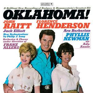 Florence Henderson, John Raitt, Phyllis Newman, Jack Elliott 歌手頭像