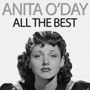 Anita O'Day (安妮塔‧歐黛) 歌手頭像