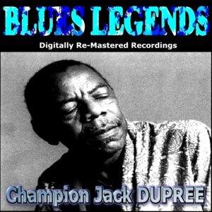 Champion Jack Dupree 歌手頭像