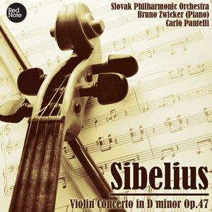 Slovak Philharmonic Orchestra & Carlo Pantelli 歌手頭像