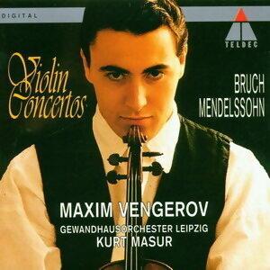 Maxim Vengerov, Kurt Masur and Gewandhausorchester Leipzig 歌手頭像