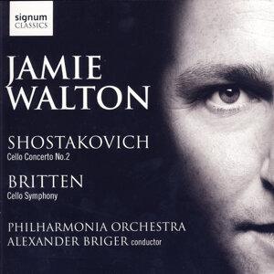 Jamie Walton, Alexander Briger & The Philharmonia Orchestra 歌手頭像