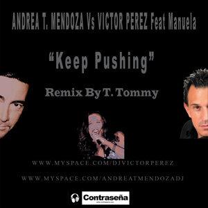 Andrea T Mendoza Vs Victor Perez Feat Manu 歌手頭像
