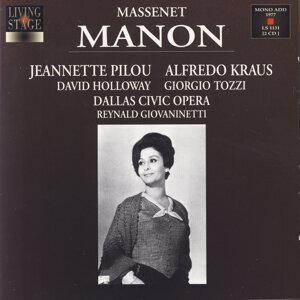 Jeannette Pilou, Alfredo Kraus, David Holloway, Giorgio Tozzi, Dallas Civic Opera & Reynald Giovaninetti 歌手頭像