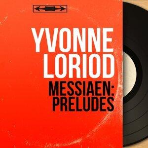 Yvonne Loriod 歌手頭像
