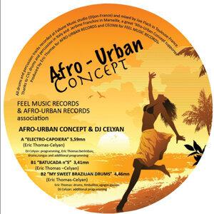 Afro-Urban concept & Dj Ceylan 歌手頭像