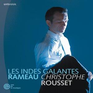 Christophe Rousset 歌手頭像