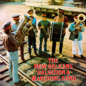 The New Orleans Salvation & Marching Band
