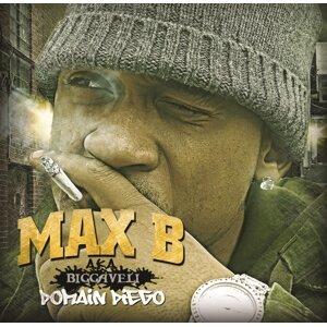 Max B 歌手頭像