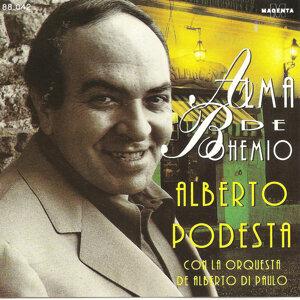 Alberto Podesta con la orquesta de Alberto Di Paulo 歌手頭像